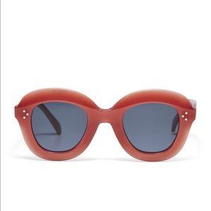 celine pink lola sunglasses
